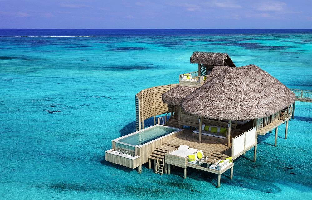 أفضل 5 منتجعات في جزر المالديف
