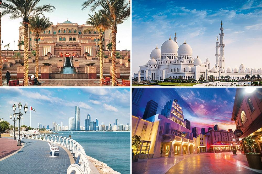 أماكن لا تفوت زيارتها في أبو ظبي