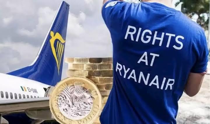 إضراب الـ 48 ساعة بـ ريان إير