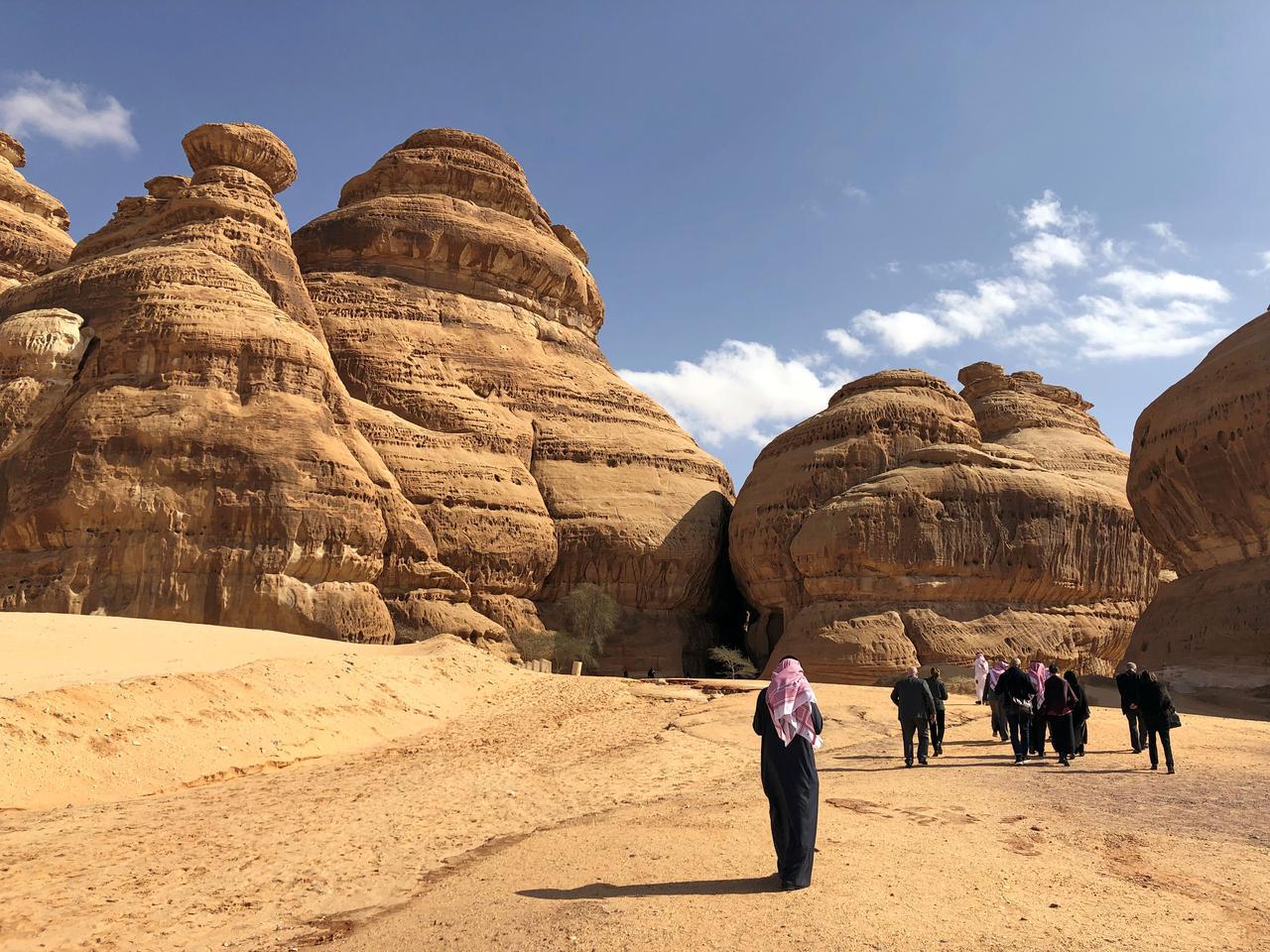 استثمار 266 مليون دولار في السياحة السعودية