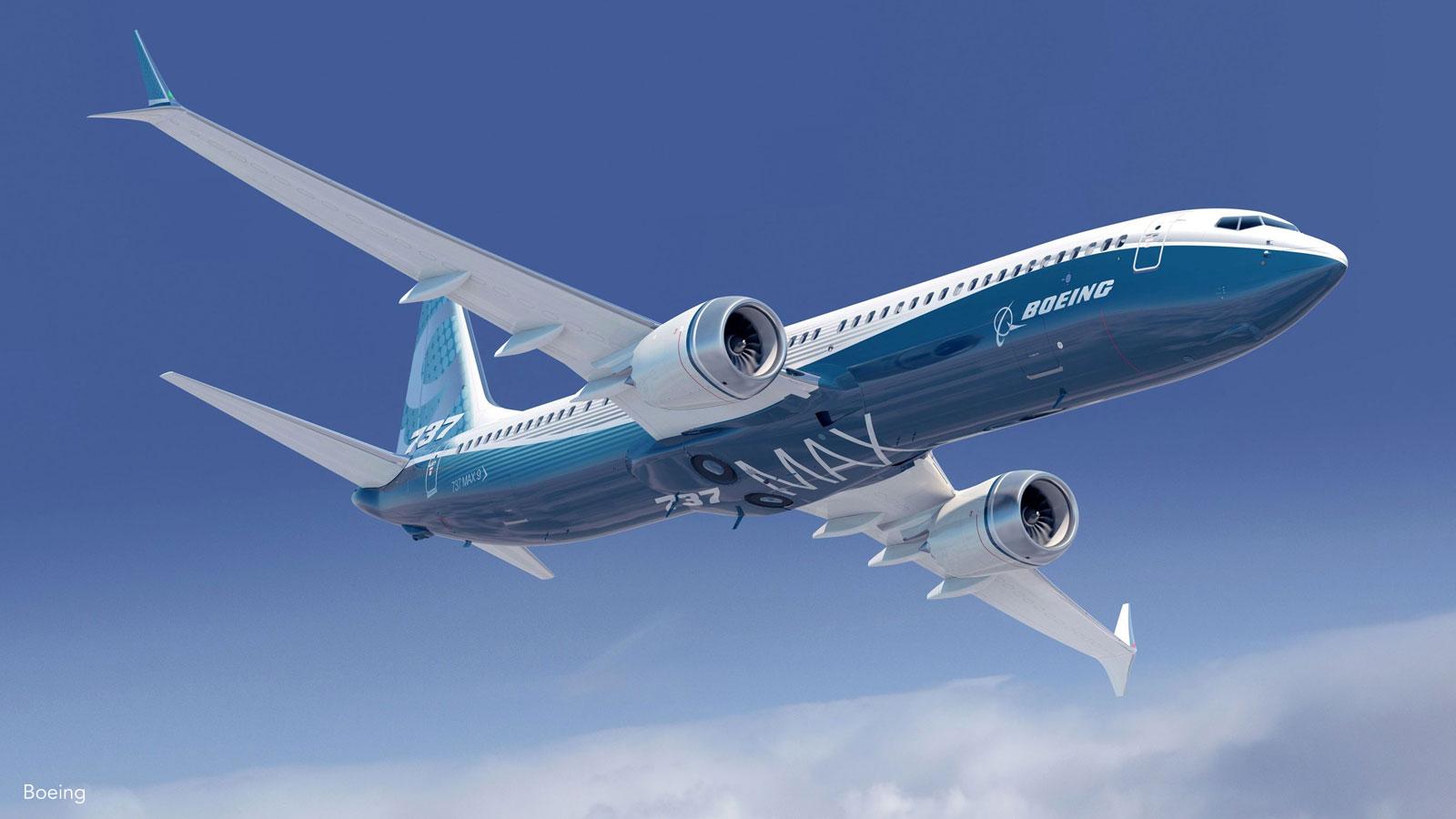 الخطوط الجوية الأمريكية تلغي رحلات بوينغ 737 ماكس