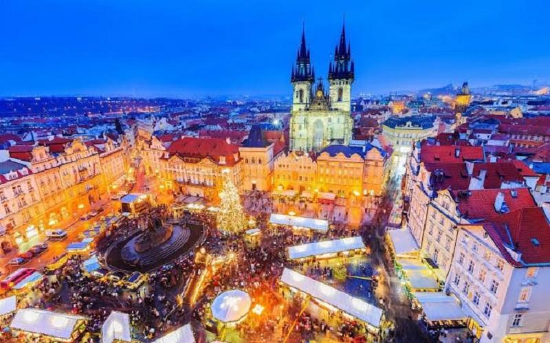 السياحة المتنقلة الأكثر شعبية في ألمانيا