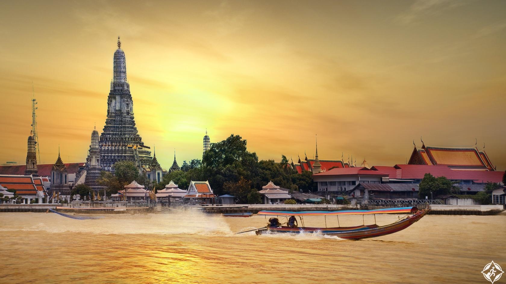 بانكوك تتصدر قائمة المدن الأكثر زيارة في العالم