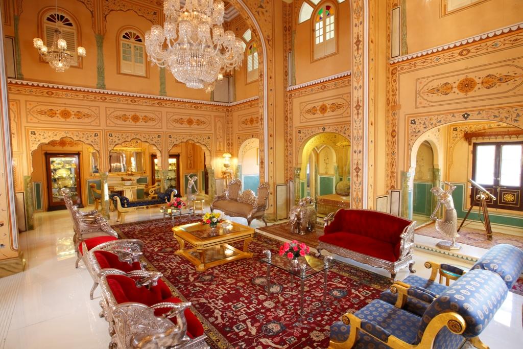 جناح الفندق الأكثر تكلفة في العالم