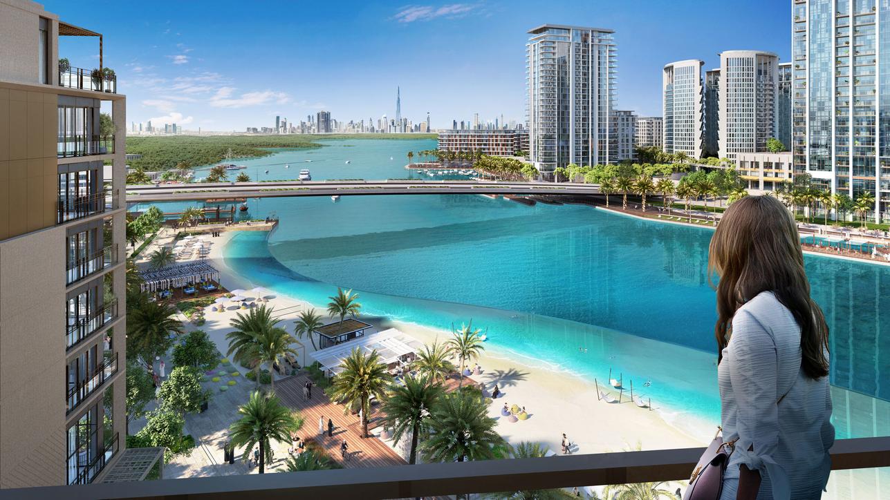سبع أنشطة وأماكن لا تفوت زيارتها في دبي شاطئ حي دبي