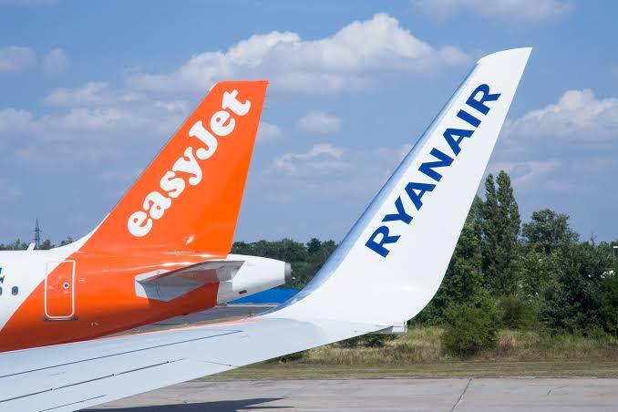 """شركة ريان اير """" Ryanair """"الأوروبية للطيران"""
