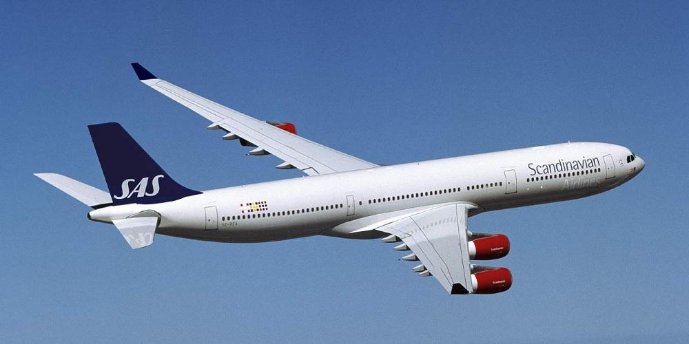 شركة طيران الخطوط الجوية الإسكندنافية