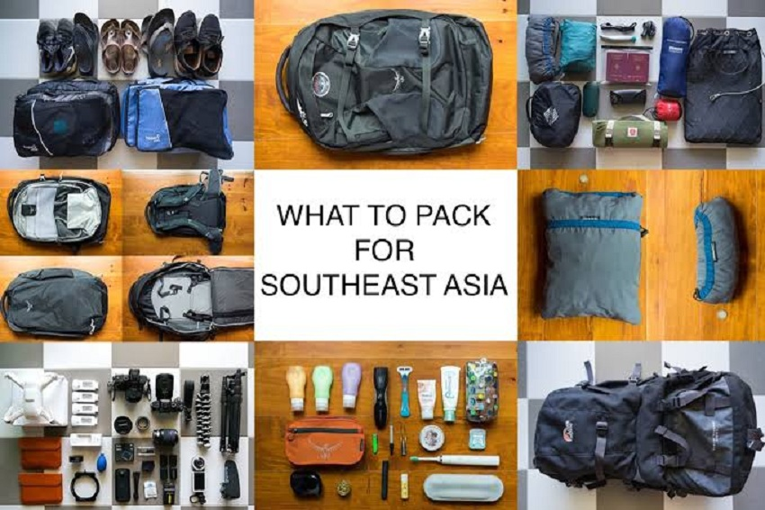 نصائح عند السفر إلى جنوب شرق آسيا