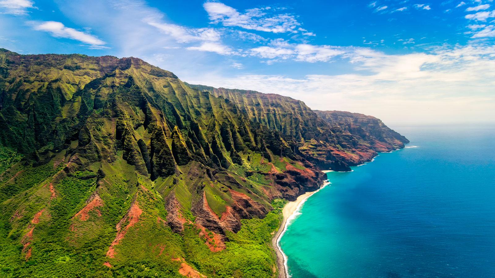 هاواي هي الوجهة الأولى