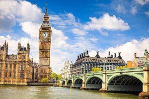 10 مدن الأكثر زيارة في المملكة المتحدة