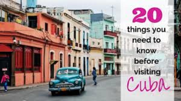 أشياء يجب معرفتها قبل زيارة كوبا