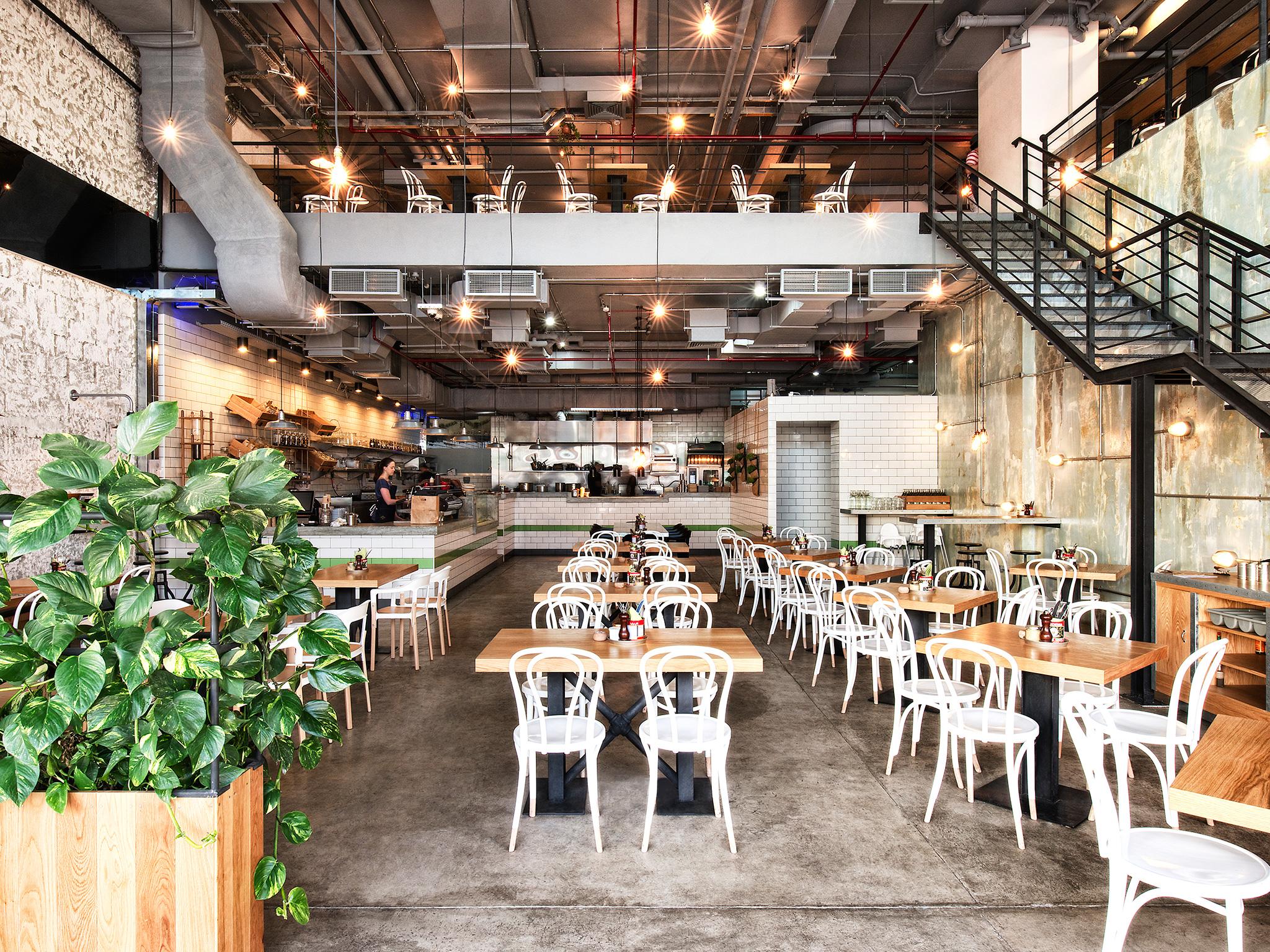 أفضل المطاعم التي ينصح في دبي مطعم دبي برياني بوت