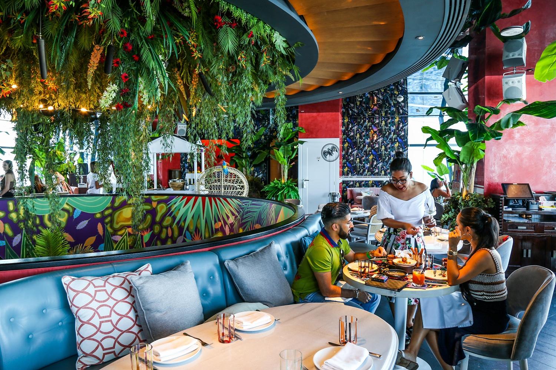 أفضل المطاعم التي ينصح بتجربتها في دبي