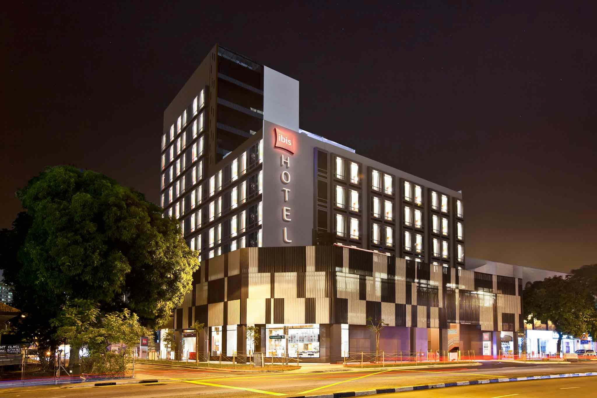 أكور تفتتح 13 من فنادق ibis ذات الميزانية المحدودة في سنغافورة