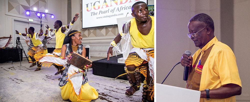أوغندا تطلق حملة سفر للشرق الأوسط