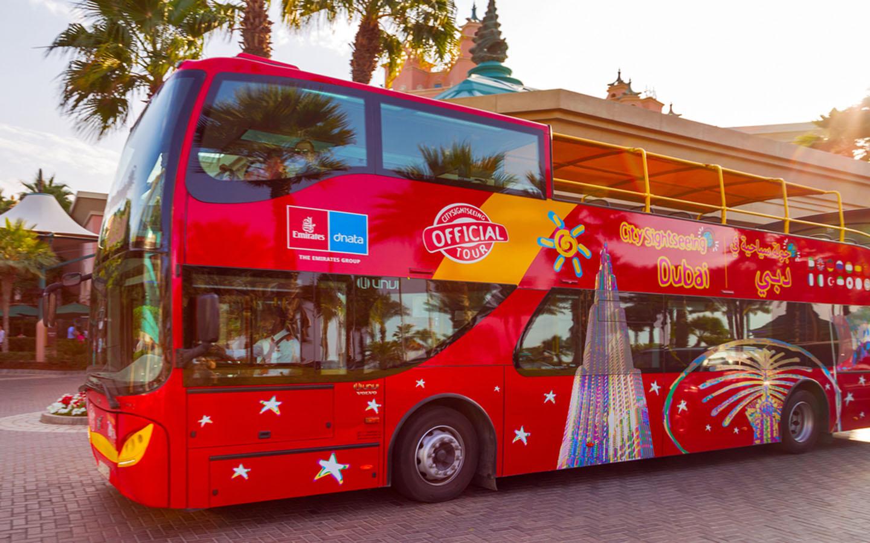 استكشاف دبي القديمة الخط الأحمر