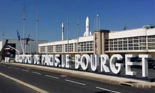 افتتاح محطة استونسكي في مطار باريس لو بورجيه