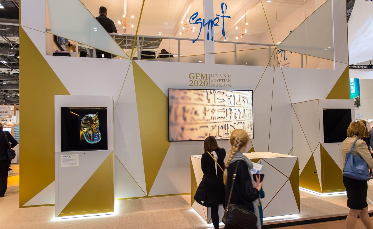 الهيئة المصرية العامة لتنشيط السياحة ترعى تسجيل الزائرين في WTM London 2019