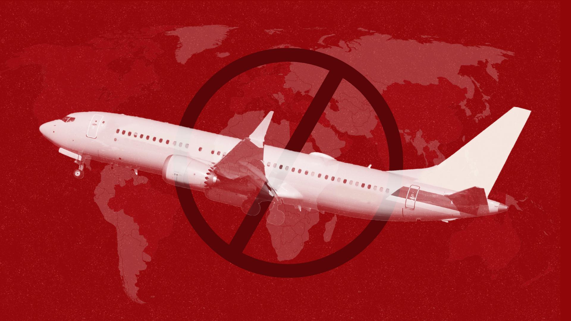 بوينغ 737 ماكس لن تطير حتى مارس