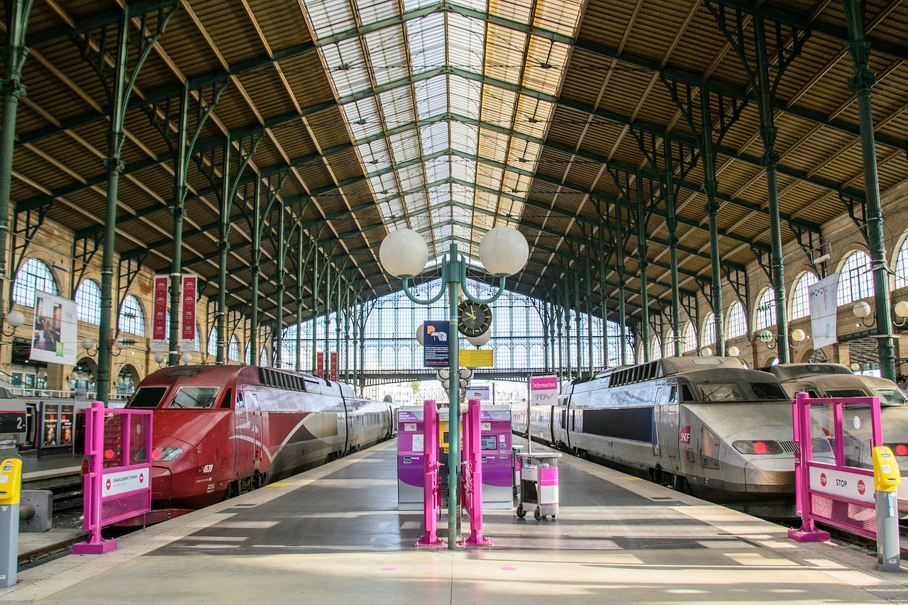 خطط لتطوير جار دو نورد المحطة الأكثر ازدحاما في أوروبا