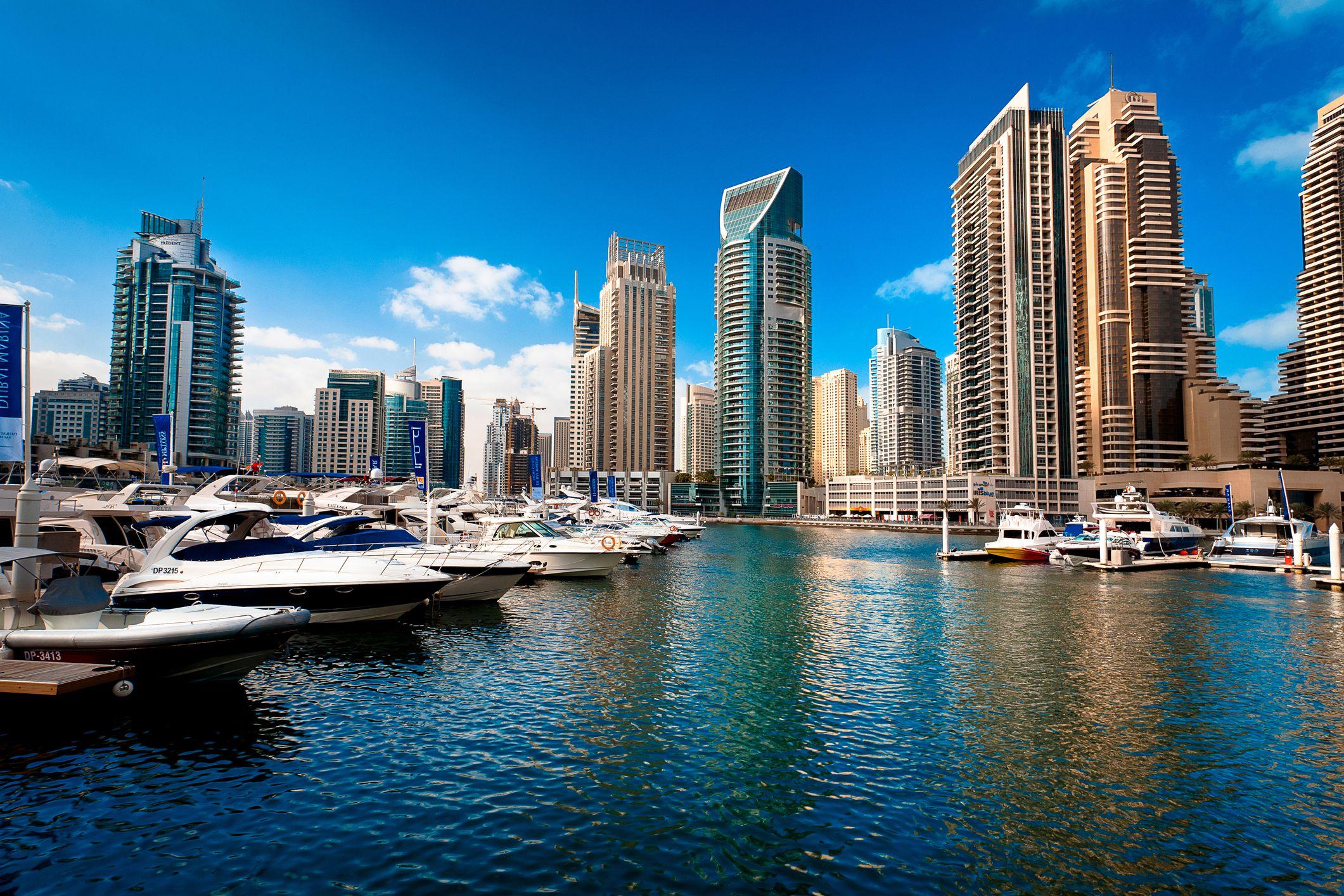 دليلك لشهر عسل في الإمارات مرسى دبي
