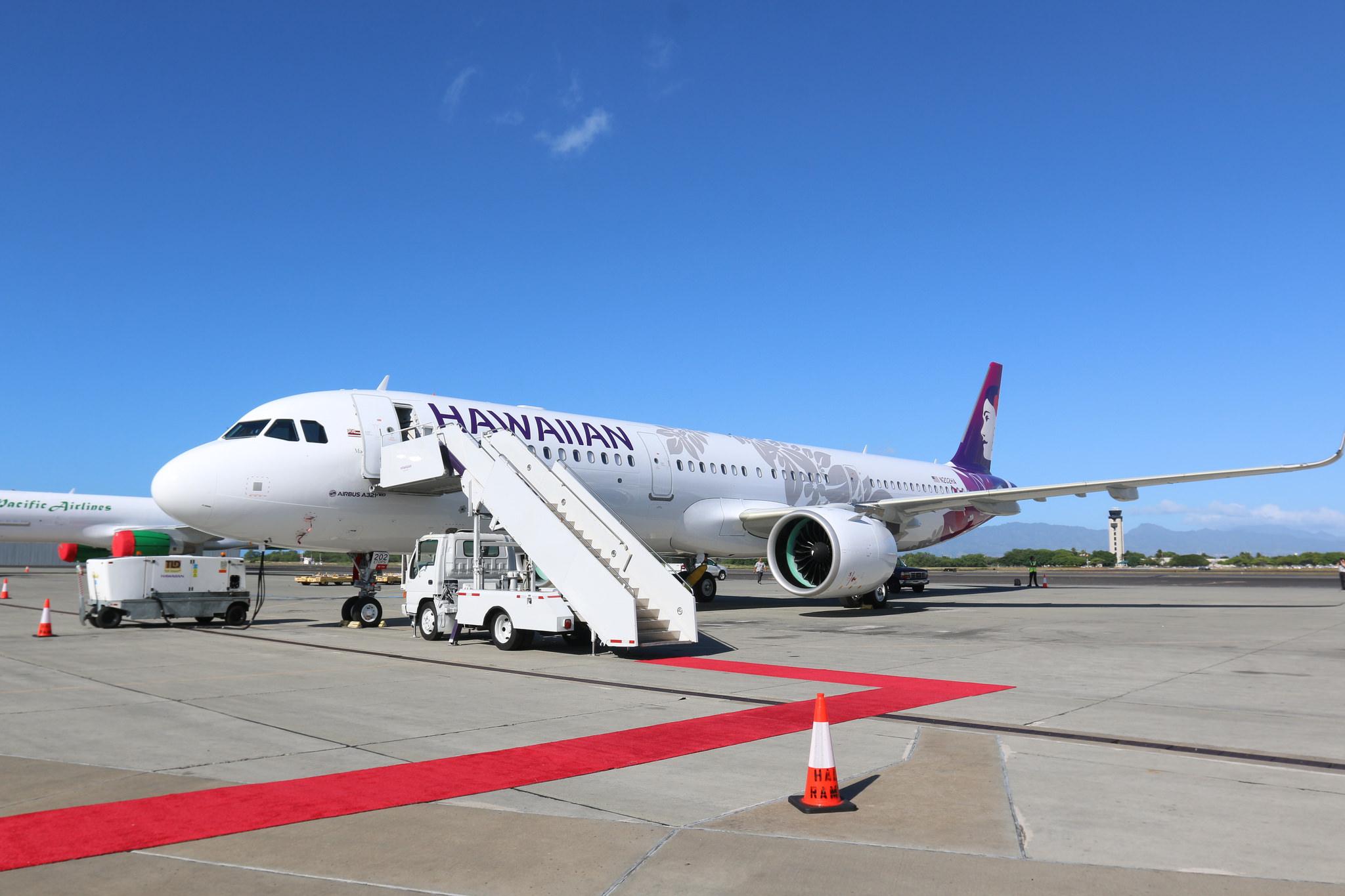 """رفض طلب خطوط هاواي والخطوط الجوية اليابانية """"جال """"بتمكينهما من توسيع تعاونهما"""