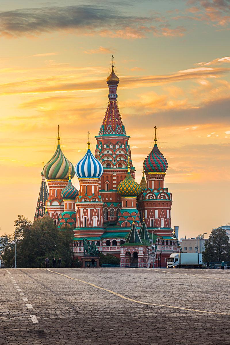 روسيا تجذب السياح بشكل ابتكاري