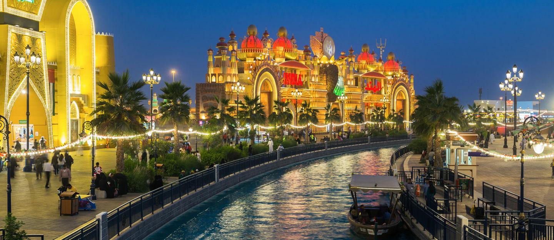 سبع أسباب تجعل دبي الوجهة السياحية الأفضل في الشتاء