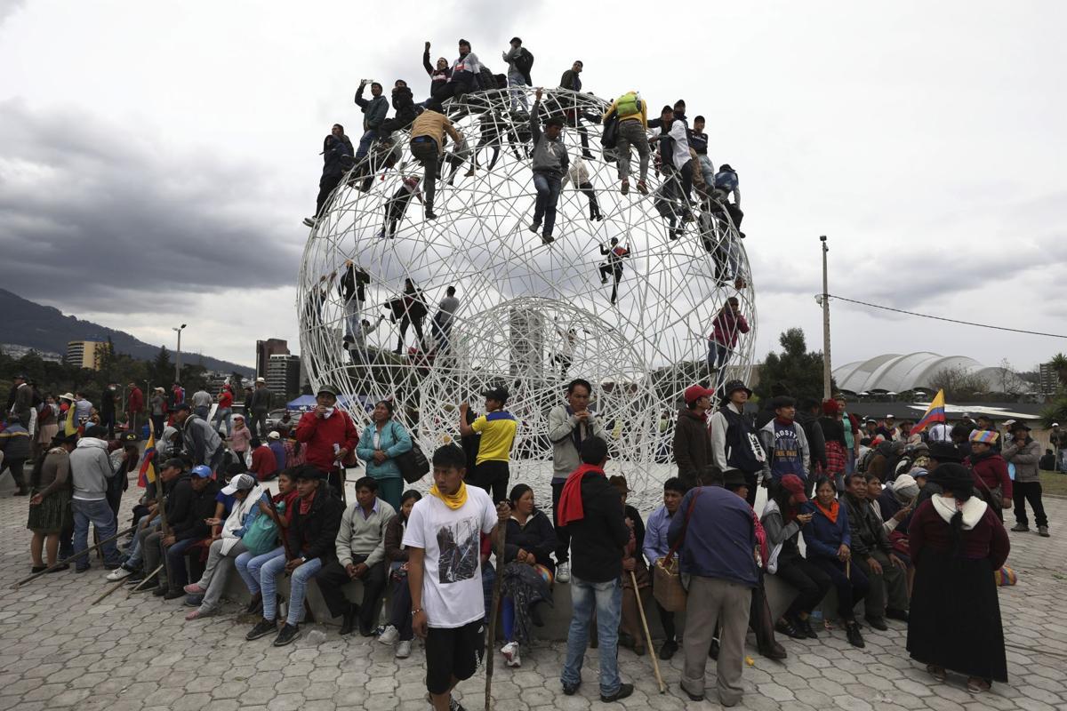 سياحة الإكوادور: أكثر من 100 مليون دولار خسائر بسبب الإضراب