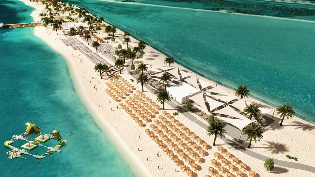 كيف تستمتع بعطلة صيفية في الإمارات جزيرة صير بني ياس
