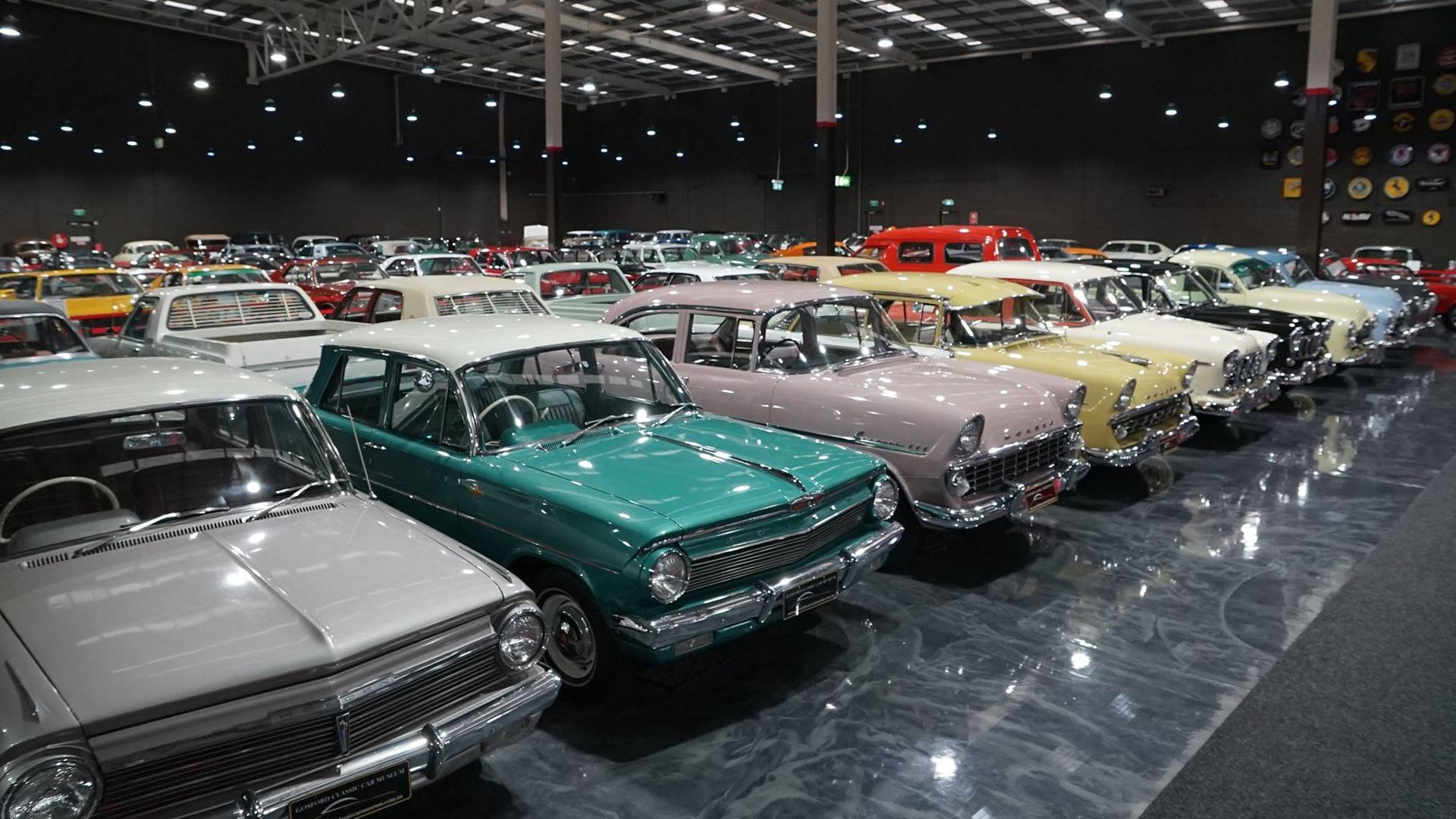 كيف تستمتع بعطلة صيفية في متحف العين للسيارات الكلاسيكية