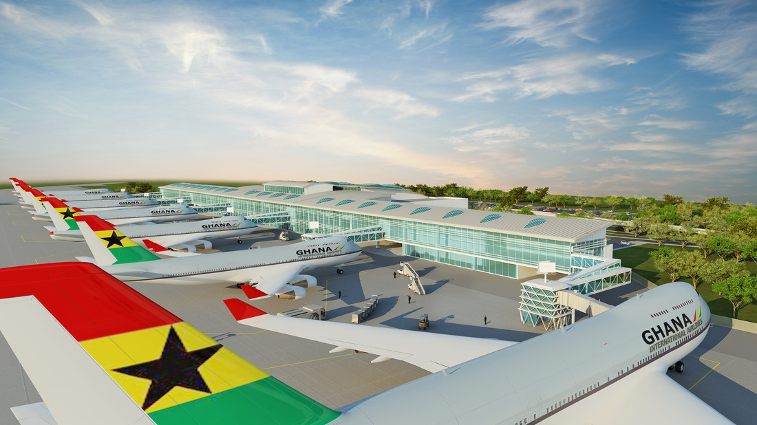مطارات غانا المحدودة تمدد اتفاقها مع SITA لمدة 5 سنوات
