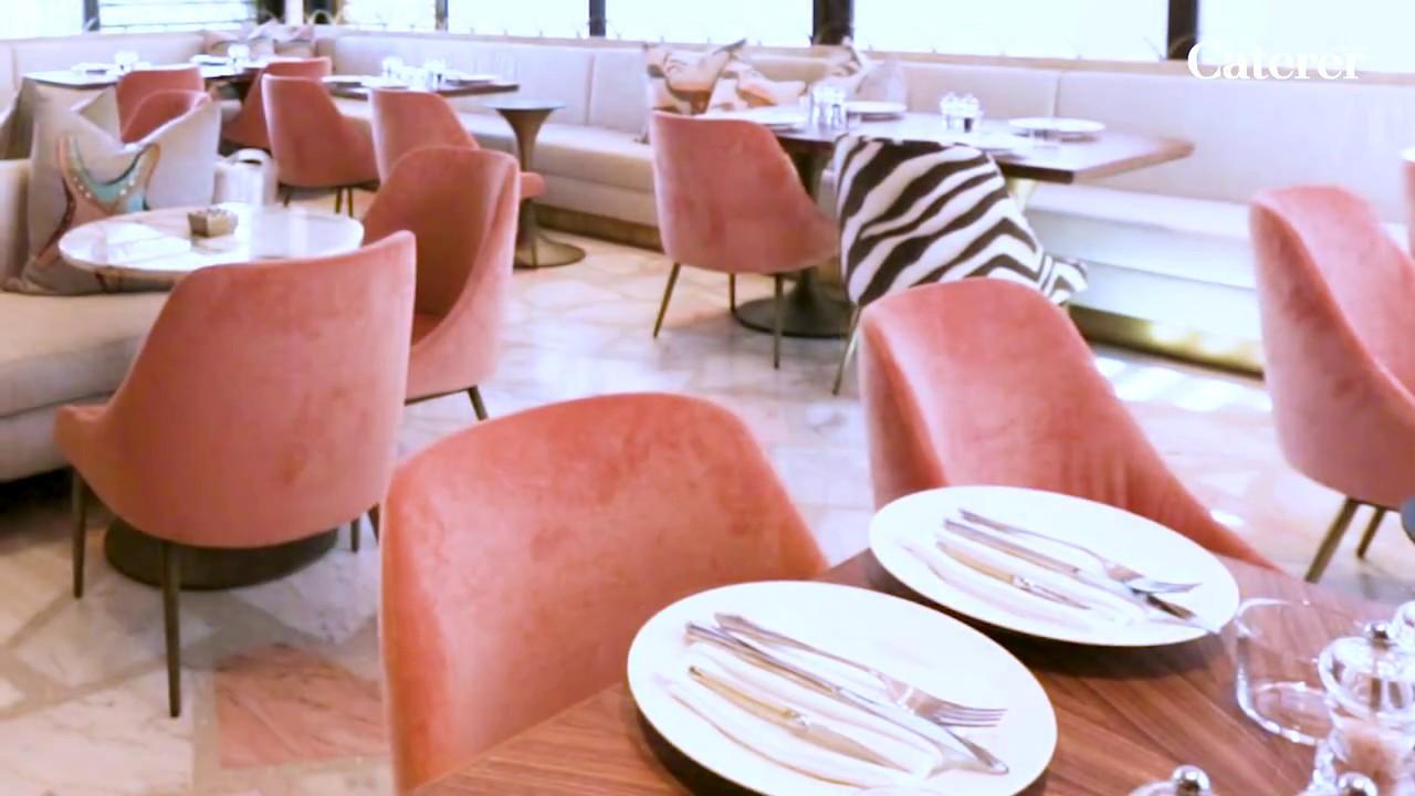 مطعم دبي فلامنغو روم