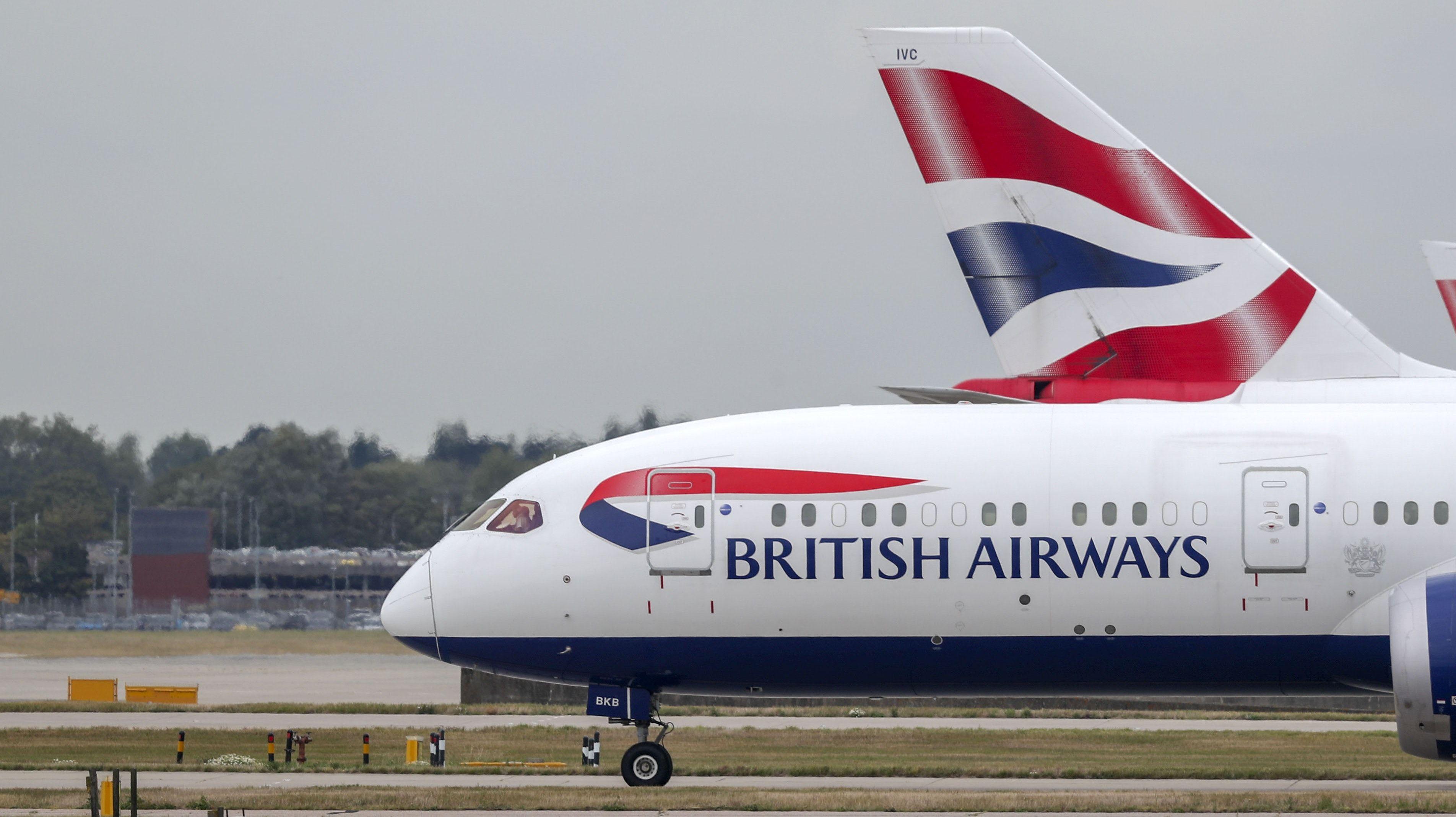 مقاضاة الخطوط الجوية البريطانية من قبل نصف مليون مسافر
