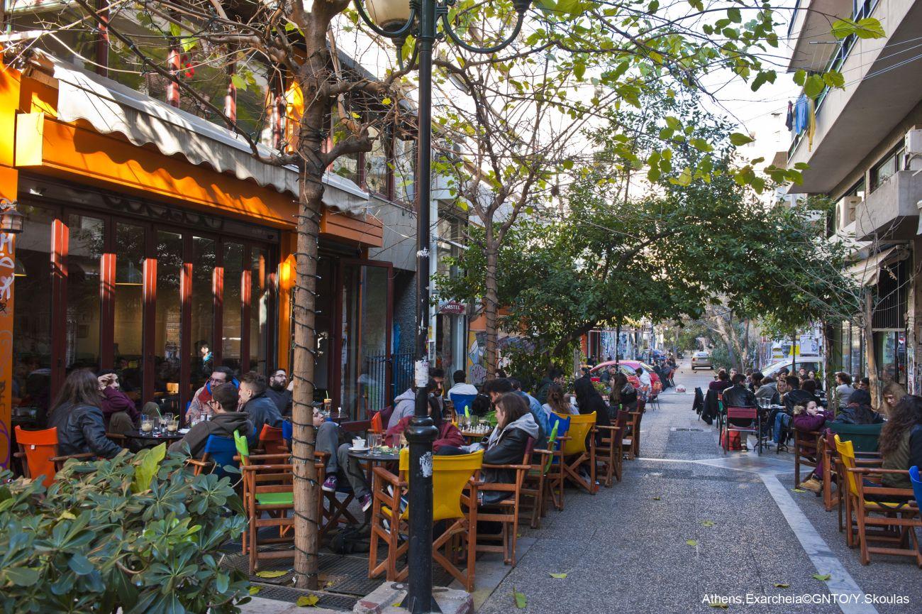 السياحة اليونانية تقود معدل النمو السنوي
