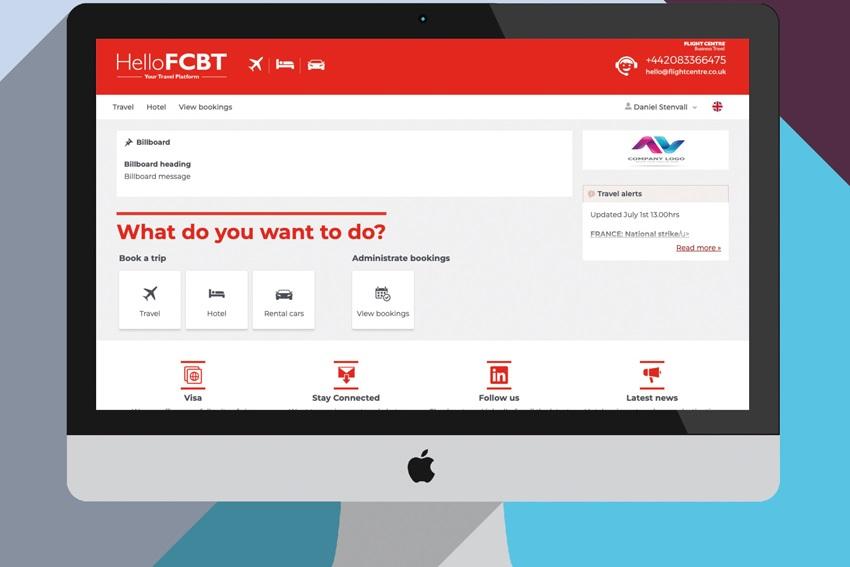 FCBT تطلق حل HelloFCBT عبر الإنترنت للعملاء