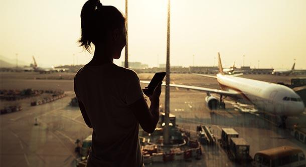 أكثر من 55 مليون مسافر أمريكي يضعون خططًا لبدء موسم العطلات