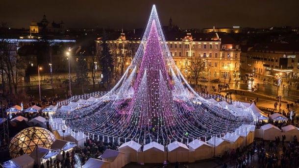 تالين: إستونيا أكثر المدن التي يبحث عنها البريطانيون لقضاء الكريسماس في أوروبا