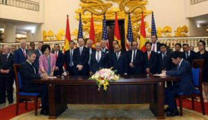 الخطوط الجوية الفيتنامية توسع علاقتها مع سيبر