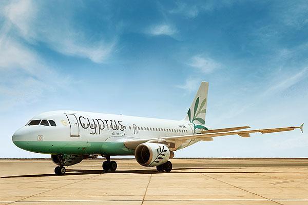 الخطوط الجوية القبرصية تهبط في 8 مطارات