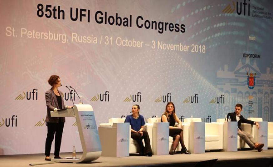 الرابطة العالمية لصناعة المعارض تعلن مواضيع جوائز 2020 UFI