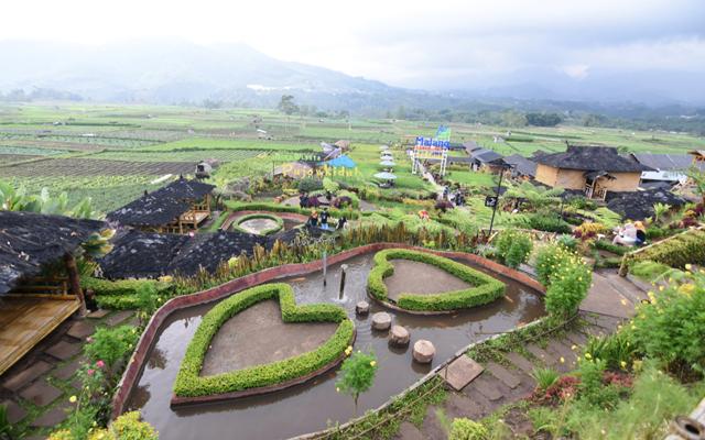 القرى السياحة الإندونيسية قادرة أن تكون المحرك الرئيسي للنمو السياحي