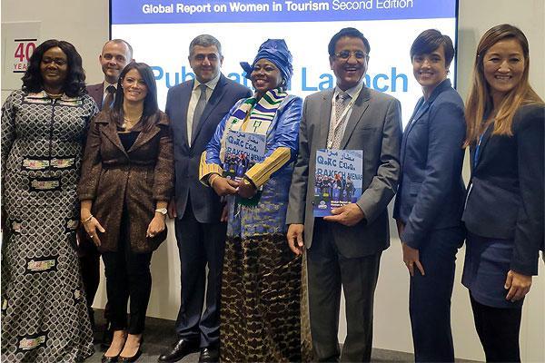 تقرير جديد : السياحة تقود القطاعات العالمية الأخرى في تعزيز المساواة بين الجنسين
