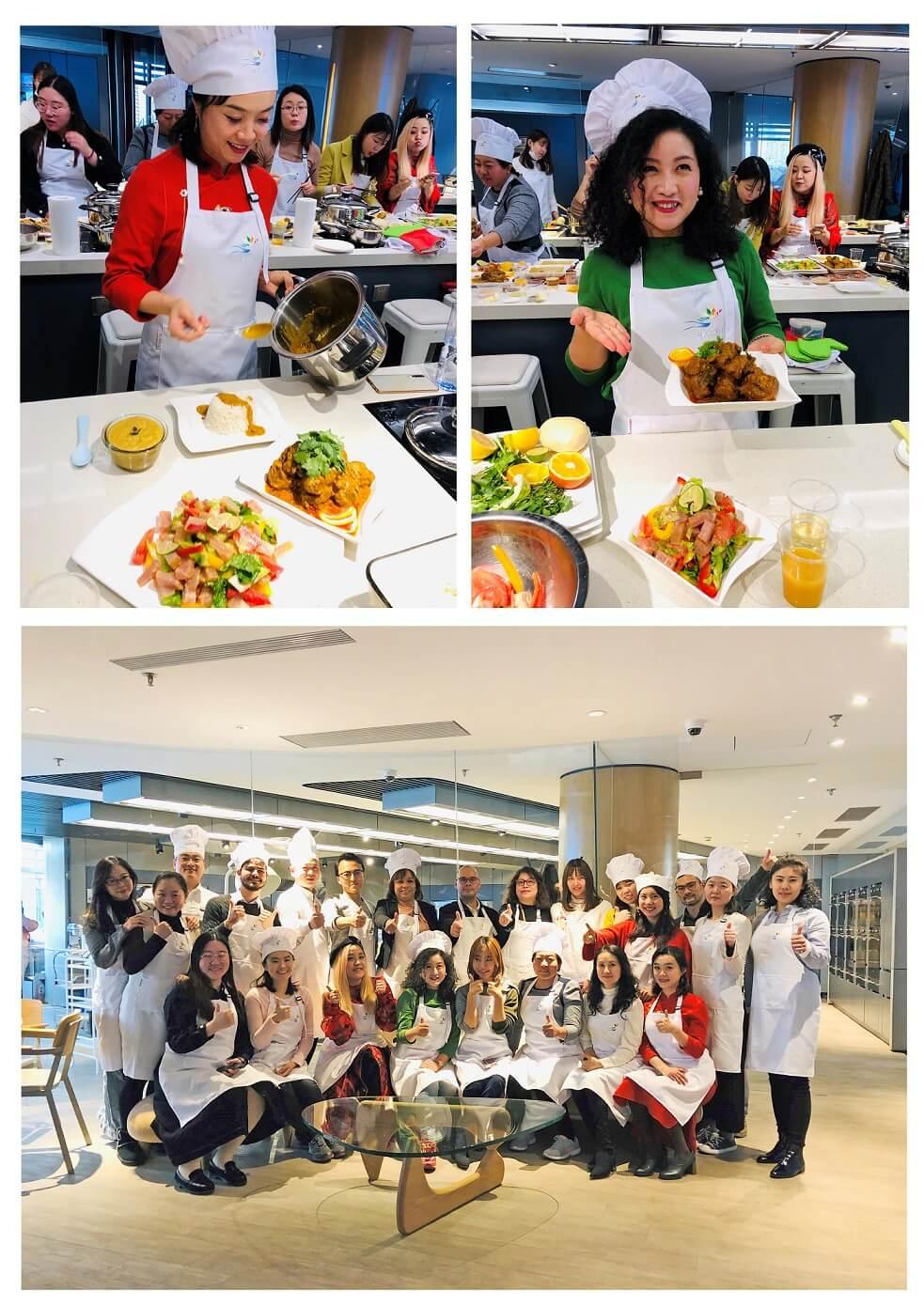 جزر سيشل تعزز سياحة الطهو في بكين