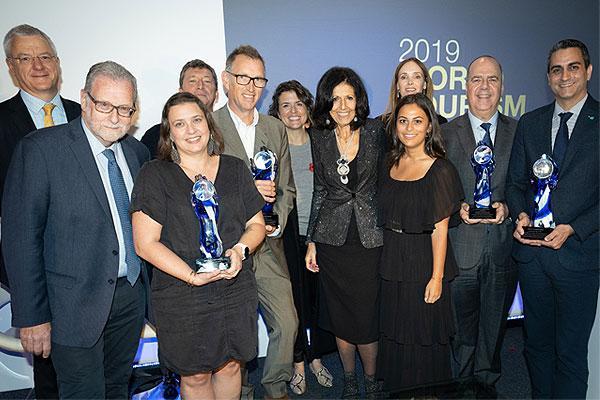 جوائز السياحة العالمية 2019
