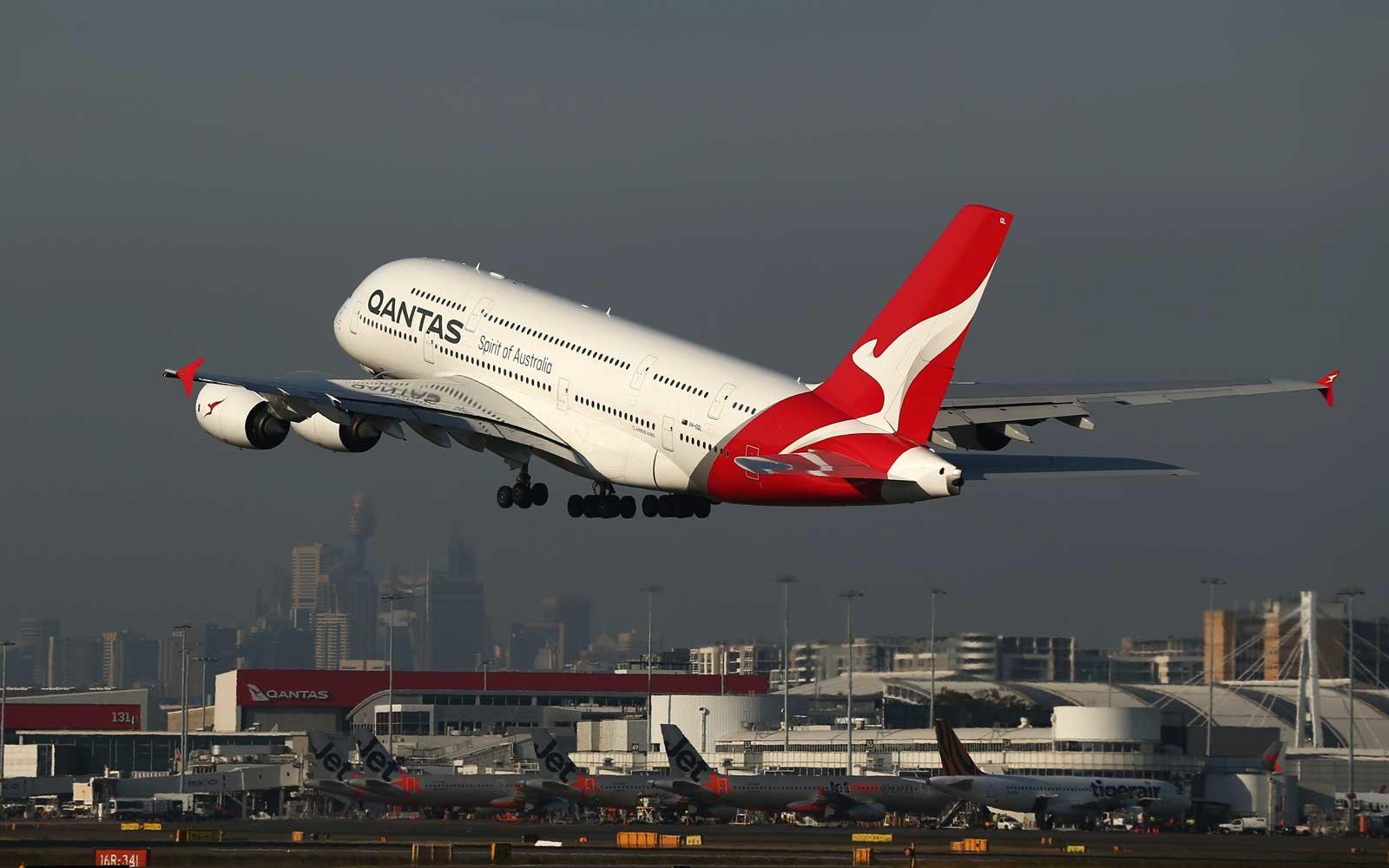 شركة الخطوط الجوية كانتاس تطلق الرحلة البحثية الثانية لاستكشاف آثار تأخر الرحلات الطويلة