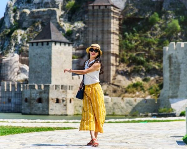 صربيا تستمتع بأعداد متزايدة من السياح الصينيين