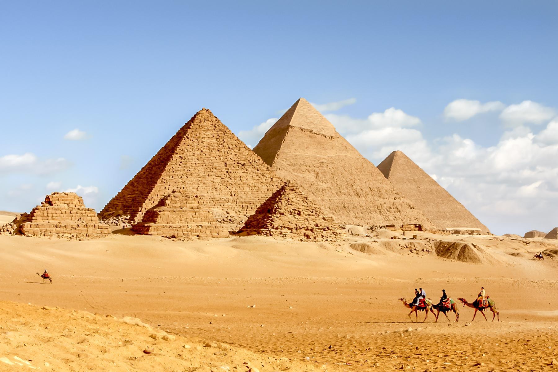 مصر تستفيد من ازدهار السياحة من خلال العروض التجريبية