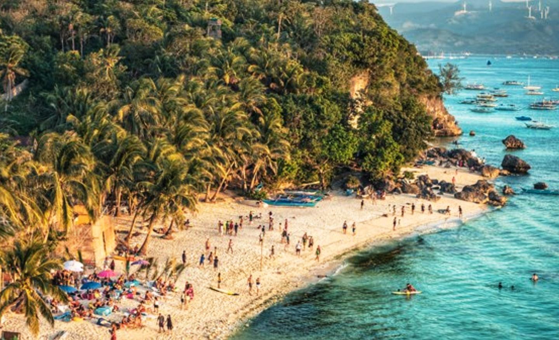 6 ملايين سائح زاروا الفلبين هذا العام