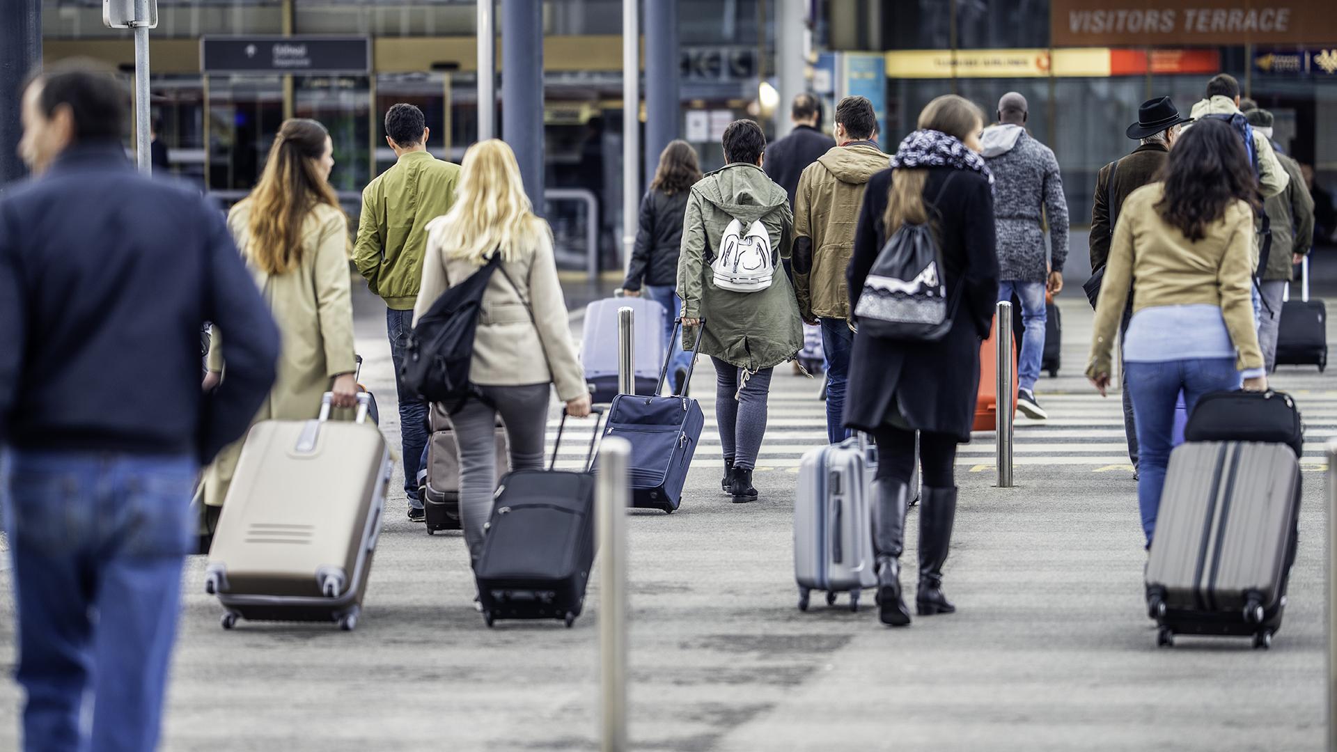 80 ٪ من الأميركيين على استعداد لتبادل البيانات البيومترية لتحسين تجربة سفرهم
